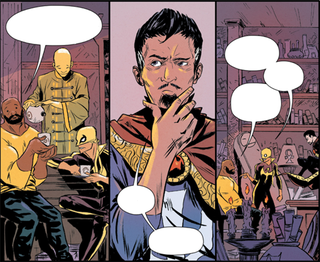 Illustration for article titled Comics You Should Be Reading - Power Man and Iron Fist #3