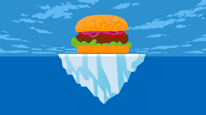 Illustration for article titled You Can Eat a Burger and Still Fight For the Planet