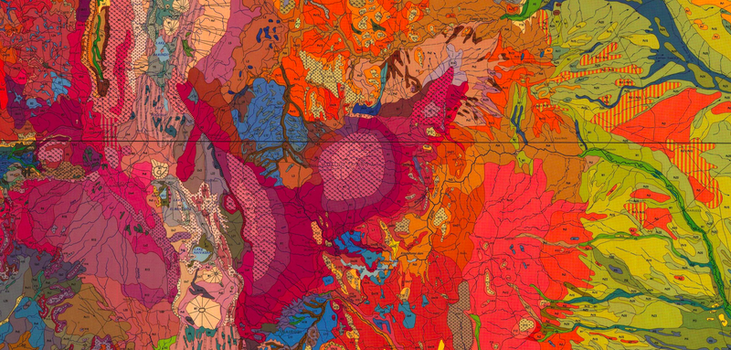 Illustration for article titled Your New Desktop Wallpaper: A Gorgeous Exploratory Soil Map of Kenya