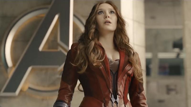 Scarlet Witch en Age of Ultron