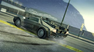 Illustration for article titled Burnout Paradise Goes Back To The Future