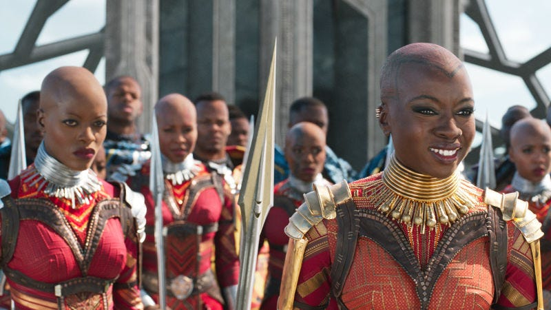 Illustration for article titled Black Panther's badass Dora Milaje are getting their own spin-off comics
