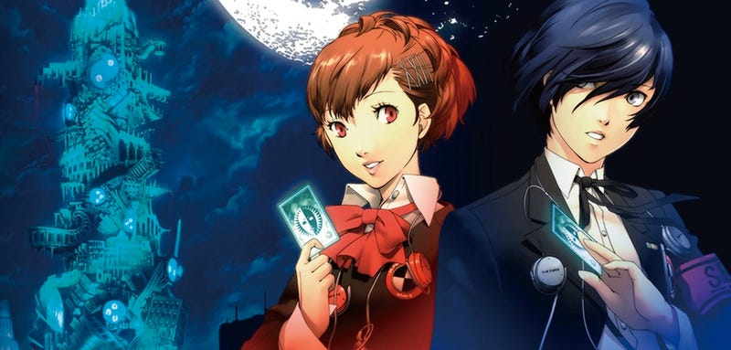 Dating persona 3 portable social links