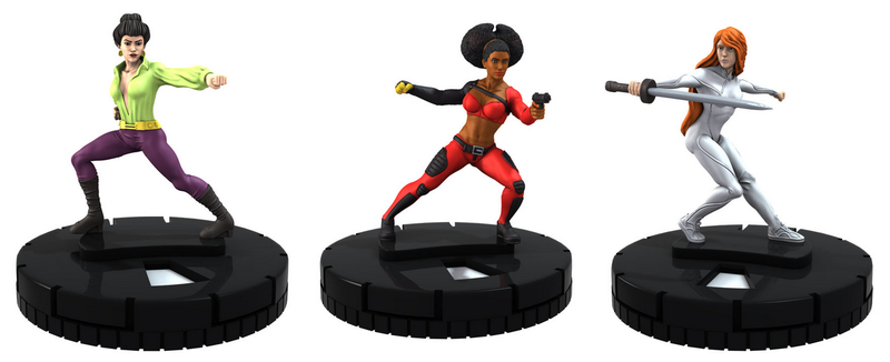 -revealed He...Heroclix Deadpool Set