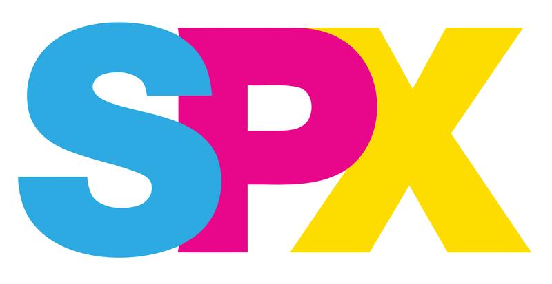 The Small Press Expo logo.