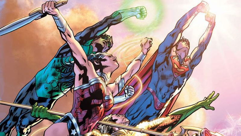 DC Comics' New 24: Don't call it a reboot