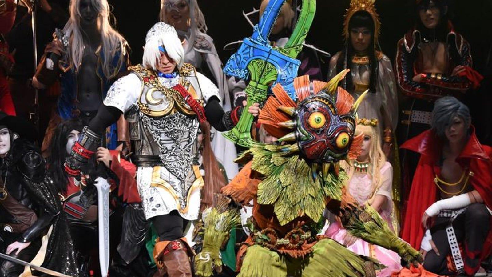 México arrasa en el campeonato mundial de Cosplay con Legend of Zelda