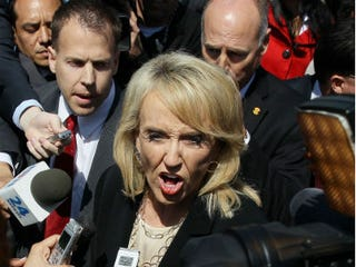 Arizona Gov. Jan Brewer (Mark Wilson/Getty Images)
