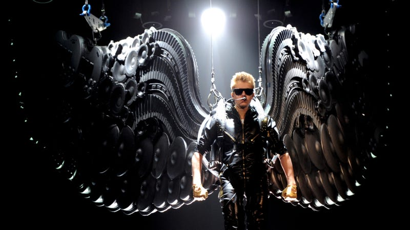 Illustration for article titled Justin Bieber Will Perform at The Victoria's Secret Fashion Show