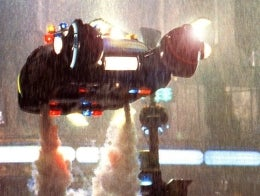 Illustration for article titled Massive Attack Makes Blade Runner Melt Down