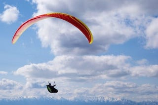 Illustration for article titled The Fundamentals Of Paragliding Equipment
