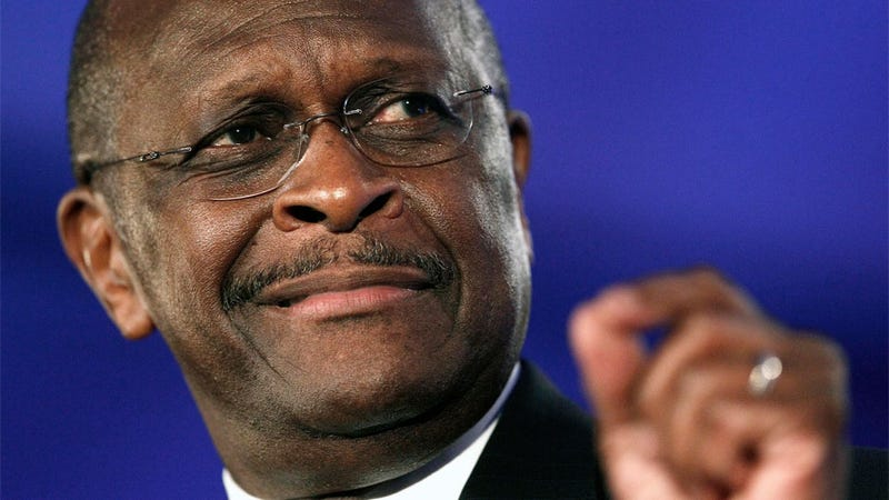 Illustration for article titled EA: Hey, If Herman Cain Gets Elected, Don't Blame His Tax Plan on SimCity