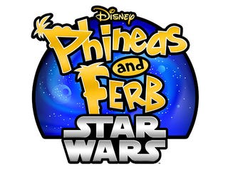 Illustration for article titled Phineas and Ferb's Next Mission: A Star Wars Crossover