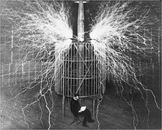 Illustration for article titled The Quest to Save Nikola Tesla's Craziest, Most Impractical Project's Site