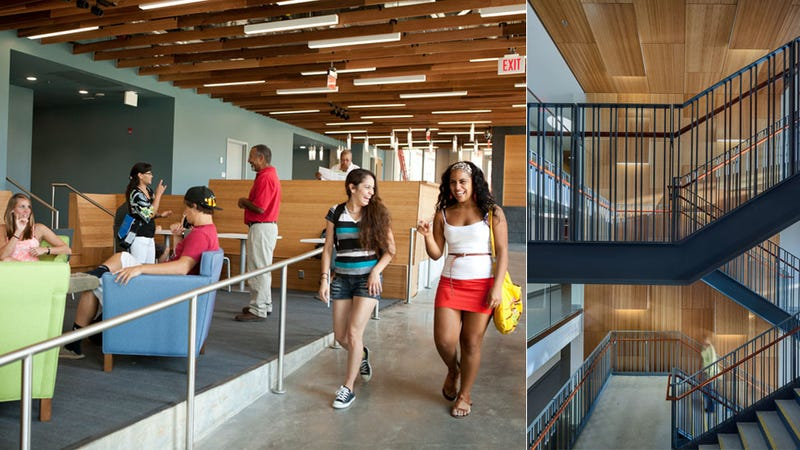 This Dorm Was Tailor Made For The Deaf Students Who Helped Designed It