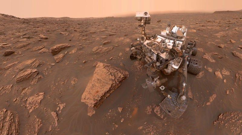 Foto: NASA/JPL-Caltech ( (AP)
