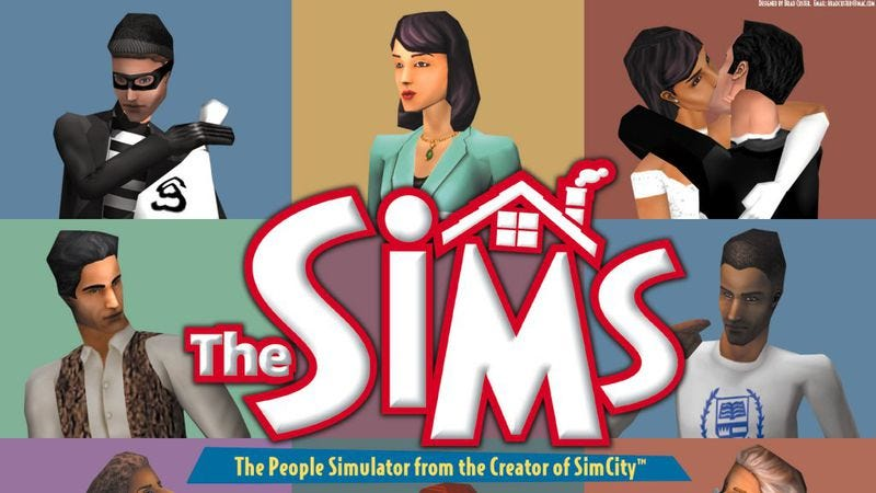 Illustration for article titled Read This: How same-sex relationships saved The Sims