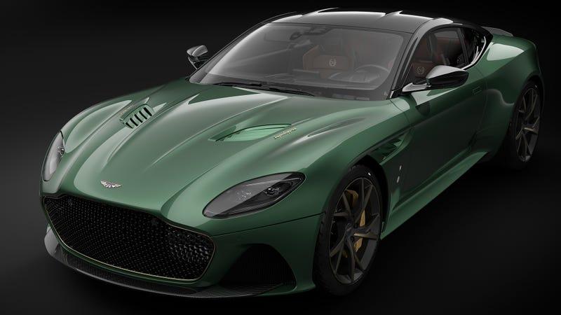 All Photos Credit: Aston Martin