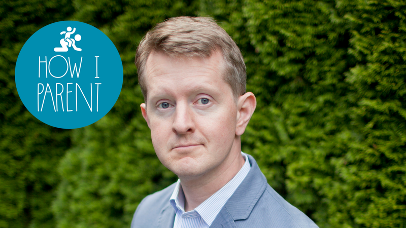 Illustration for article titled I'm Ken Jennings, Author and 'Jeopardy' Champ, and This Is How I Parent