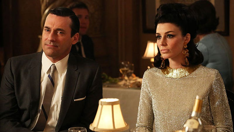 Illustration for article titled 'Mad Men': All Don's Mergers