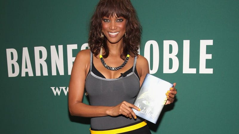 Illustration for article titled Tyra Banks Is Now A New York Times Best-Selling Author