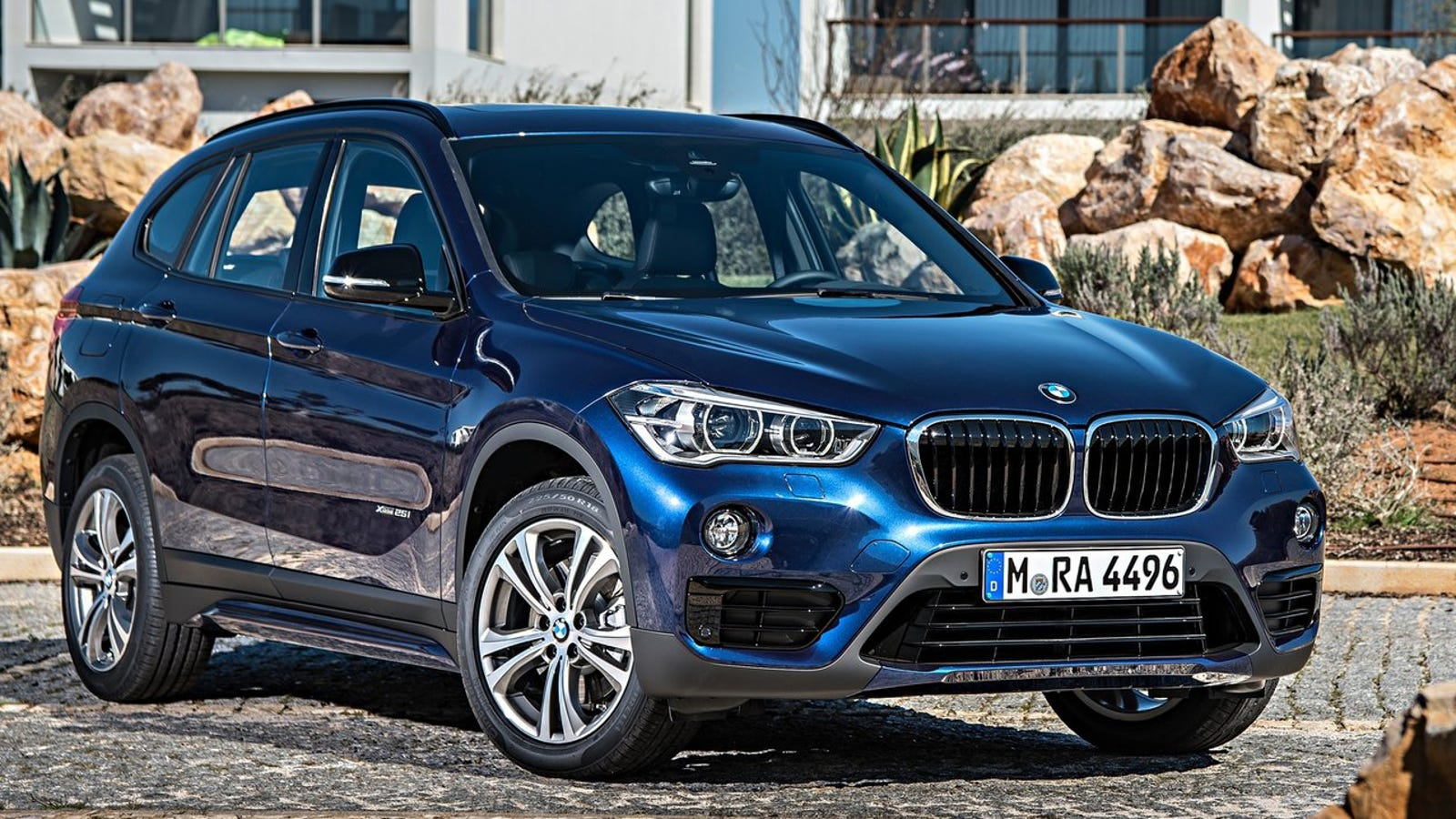 2016 Bmw X1 This Is It