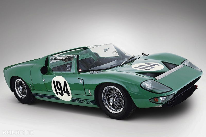Illustration for article titled A GT40 without a roof... you learn something every day
