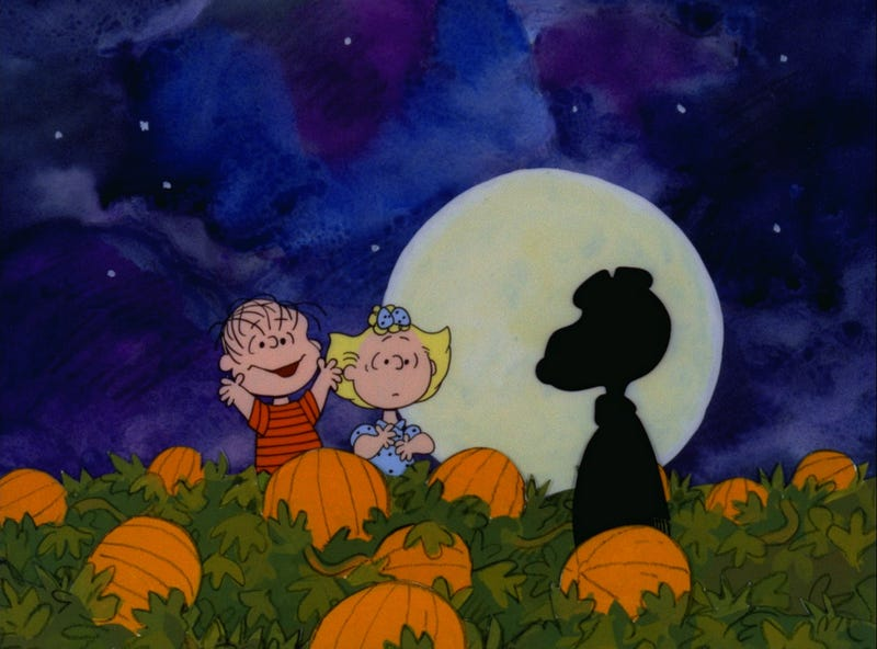It's The Great Pumpkin Charlie Brown Quotes Simple It's The Great Pumpkin Charlie Brown Rises Out Of Abc's Most