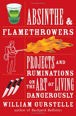Illustration for article titled Summer Reading Fun with Absinthe And Flamethrowers