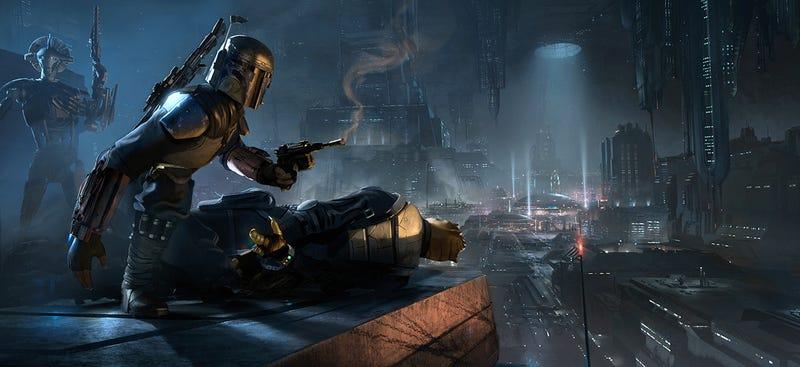 Illustration for article titled 1313: el juego perdido que unía de manera perfecta Star Wars y Blade Runner