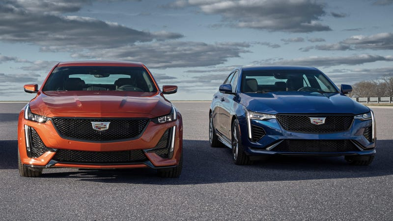 Cadillac V Series >> The Two Disappointing Cadillac V Series Cars Are Just Part Of A