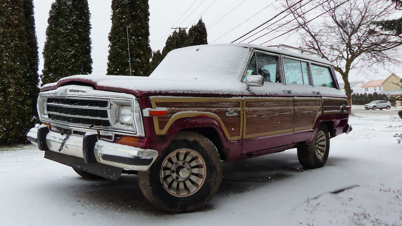 My $800 Jeep Grand Wagoneer Runs For The First Time In 12 Years But My Project Is Still Doomed