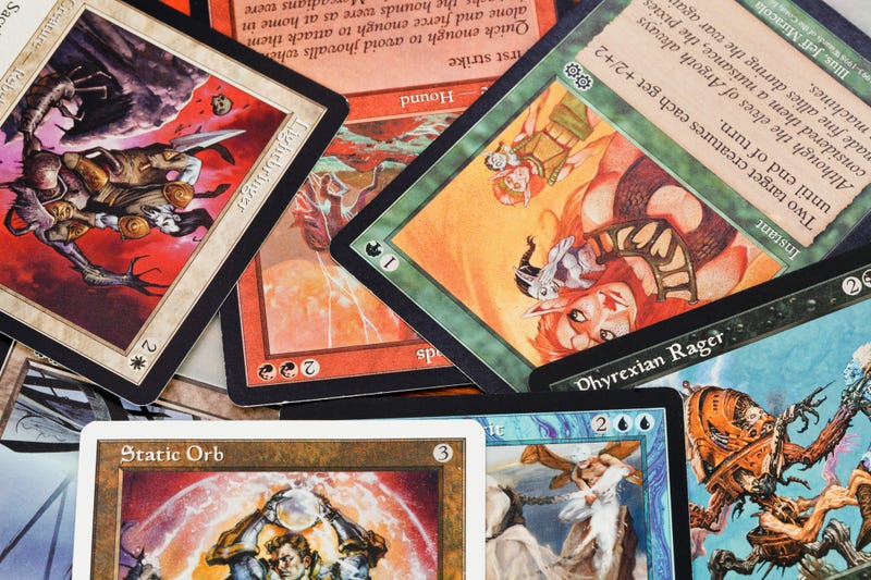 Forget Bitcoin—These Guys Invest In Magic Cards