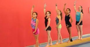 Gymnastics in Dubai