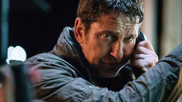 Weekend Box Office: Angels fall upwards, apparently