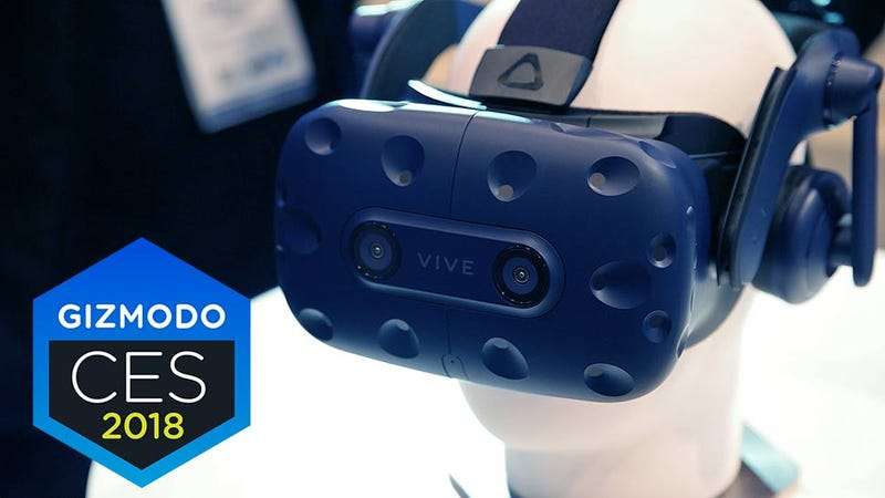 After Trying the New Wireless Vive Pro, There's No Going Back