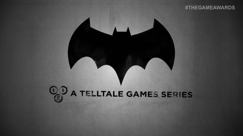 Telltale's Making a Batman Game