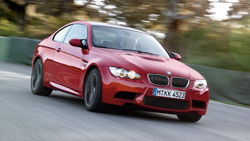 Illustration for article titled Now Is Your Chance To Buy A V8 BMW M3 Before Prices Go Insane