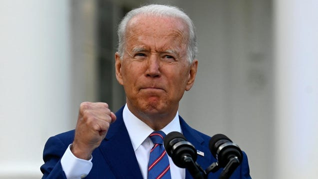 Joe Biden Continues His Assault on the Freedom to Buy Crappy Appliances