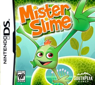 Illustration for article titled SouthPeak's Mister Slime DS Hits Retail Today