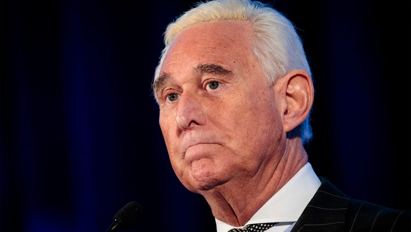 Illustration for article titled That Was Fast: Roger Stone Has Already Had A Religious Awakening And Converted To Islam In Prison