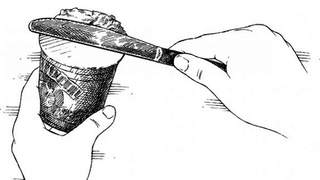 Illustration for article titled Turn Old Yogurt Containers into Handy Measuring Cups