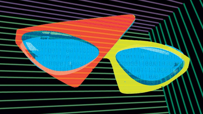 Illustration for article titled Do You Wear Special Computer Glasses?