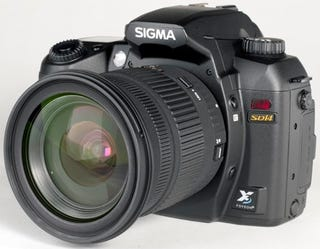 "Illustration for article titled Fabled Sigma SD14 Camera: ""First"" Review"
