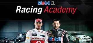 Illustration for article titled Mobil1 Racing Academy Game