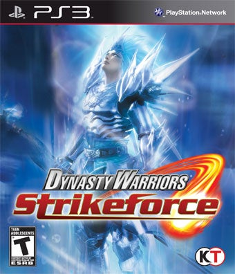 Illustration for article titled Dynasty Warriors: Strikeforce Brings The Online Multiplayer In February