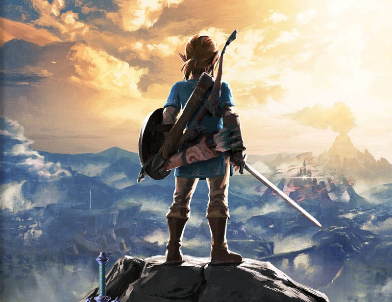 Illustration for article titled Game Review - The Legend of Zelda: Breath of the Wild