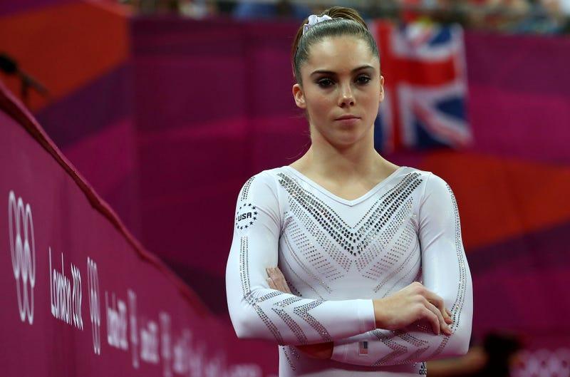 McKayla Maroney at the 2012 Olympics (Ronald Martinez/Getty)