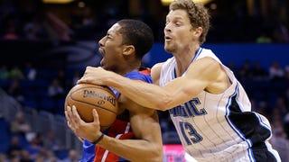 Luke Ridnour Has Now Been On Five NBA Teams In The Past Week