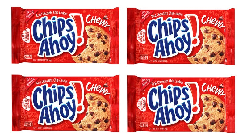 Illustration for article titled Chewy Chips Ahoy cookies recalled because of tantalizing mystery